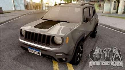 Jeep Renegade Trailhawk 2020 для GTA San Andreas