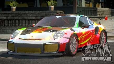 Porsche 911 GT2 RS Sport L4 для GTA 4