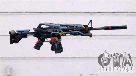 M4A1 Hero для GTA San Andreas