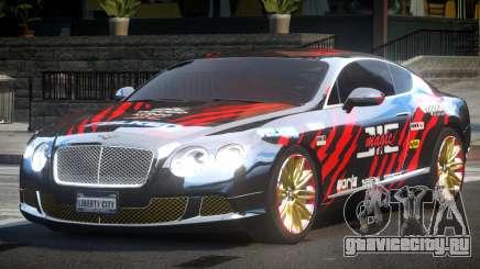 Bentley Continental GT Drift L5 для GTA 4
