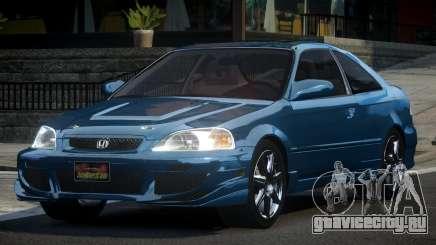 Honda Civic GS для GTA 4