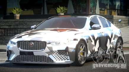 2018 Jaguar XE L8 для GTA 4