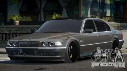 1999 BMW 760Li E38 Drift PJ1 для GTA 4