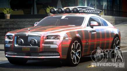 Rolls-Royce Wraith PSI L8 для GTA 4