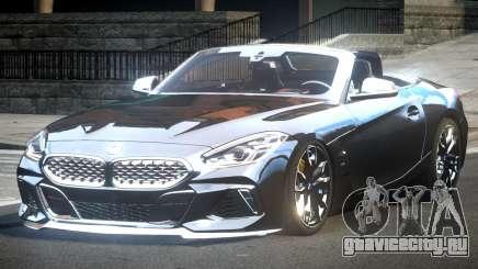 BMW Z4 GS Drift для GTA 4