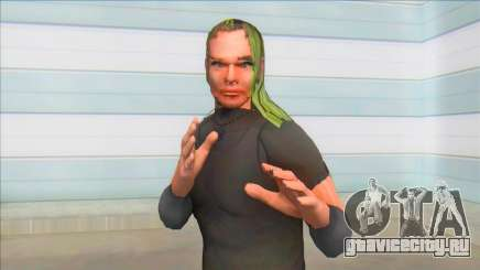 WWF Attitude Era Skin (jeffhardy) для GTA San Andreas