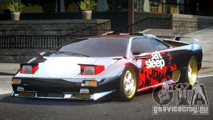 Lamborghini Diablo GS L10 для GTA 4