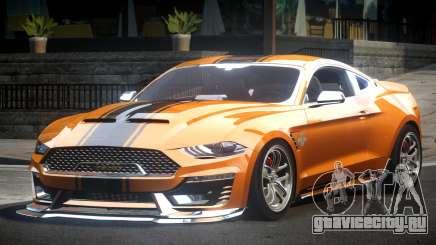 Shelby GT500 ES Drift для GTA 4