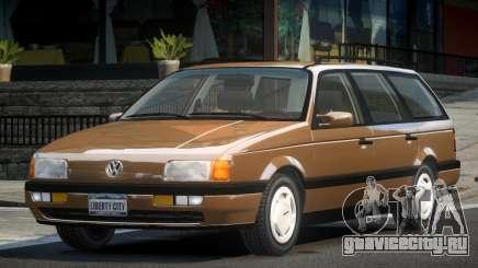 Volkswagen Passat B3 UL для GTA 4