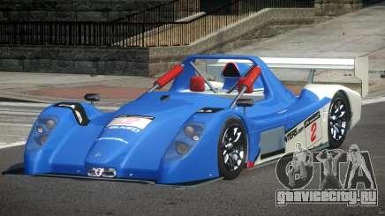 Radical SR3 Racing PJ8 для GTA 4