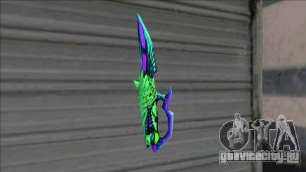 Deagle 3 Sinners Envy Knife для GTA San Andreas