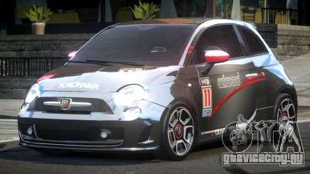 Fiat Abarth Drift L7 для GTA 4