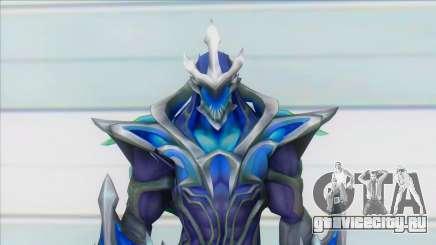 Galaxy Slayer Zed Sapphire для GTA San Andreas