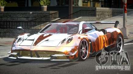 Pagani Huayra SP Drift L2 для GTA 4