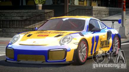 Porsche 911 GT2 RS Sport L7 для GTA 4