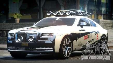 Rolls-Royce Wraith PSI L3 для GTA 4