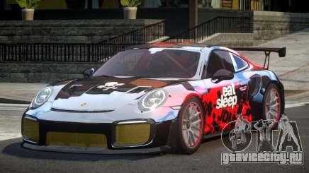 Porsche 911 GT2 RS Sport L3 для GTA 4