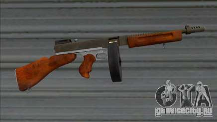 Rising Storm 1 Thompson M1928 Drum Mag для GTA San Andreas