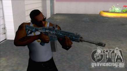 M4A1 Tech Custom для GTA San Andreas