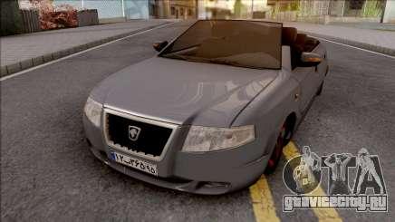 Ikco Samand Soren Crook для GTA San Andreas