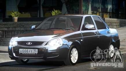VAZ 2170 Priora для GTA 4