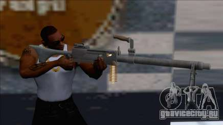Rising Storm 1 M1919A6 для GTA San Andreas