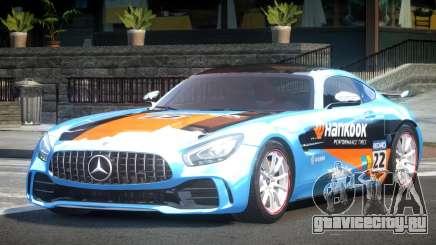 Mercedes-Benz AMG GT L5 для GTA 4