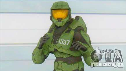 Spartan 1337 of Halo Legends для GTA San Andreas