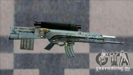 Half Life 2 Beta Weapons Pack OicwXM29 для GTA San Andreas