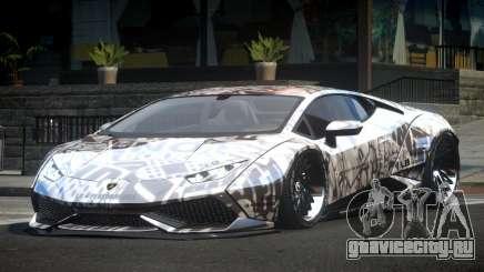 Lamborghini Huracan GT L2 для GTA 4