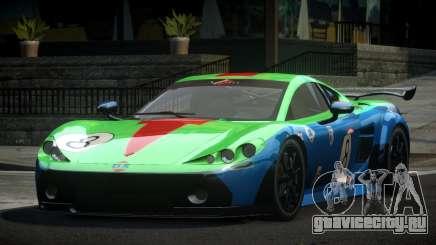 Ascari A10 Racing L3 для GTA 4
