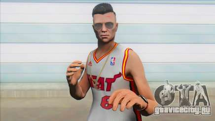 GTA Online Skin Ramdon N19 Male Miami V1 для GTA San Andreas