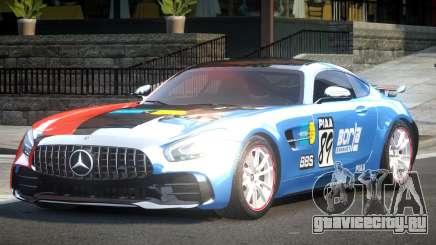 Mercedes-Benz AMG GT L7 для GTA 4
