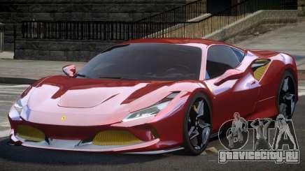 Ferrari F8 Tributo BS для GTA 4