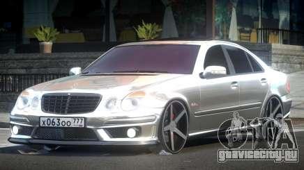 Mercedes-Benz E63 PSI для GTA 4