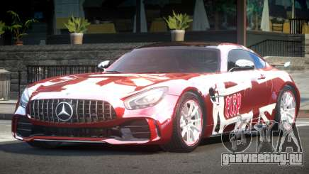 Mercedes-Benz AMG GT L9 для GTA 4