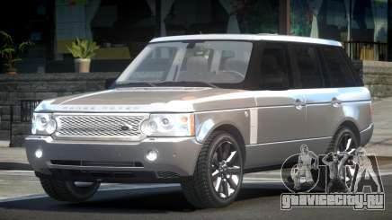 Range Rover Supercharged GS V1.0 для GTA 4