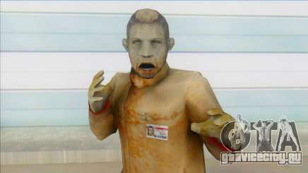 Zombies From RE Outbreak And Chronicles V23 для GTA San Andreas