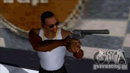 Resident Evil 4 broken butterfly для GTA San Andreas