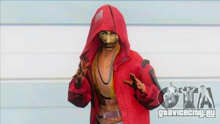 Skin Plano Bermuda Urbano Masculino Free Fire для GTA San Andreas