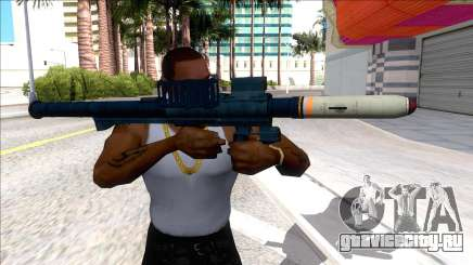 Hawk & Little Homing Launcher LSPD для GTA San Andreas