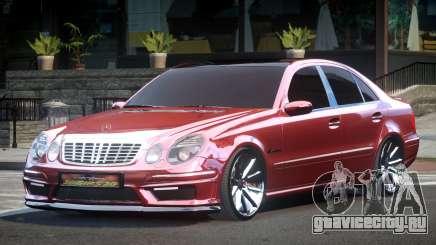 Mercedes-Benz E55 V1.2 для GTA 4