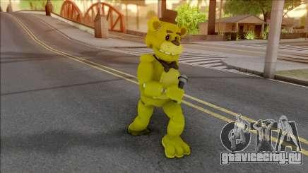 Golden Freddy Friend для GTA San Andreas