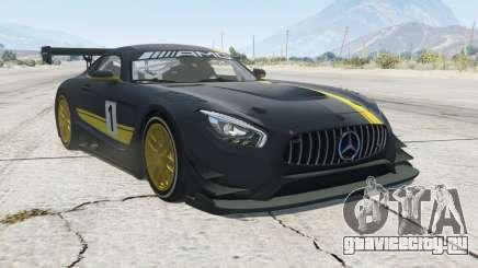 Mercedes-AMG GT3 (C190) 2015 для GTA 5