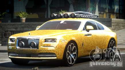 Rolls-Royce Wraith PSI L2 для GTA 4