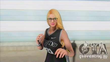GTA Online Skin Ramdon Female Outher 4 V1 для GTA San Andreas