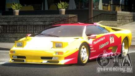 Lamborghini Diablo GS L8 для GTA 4