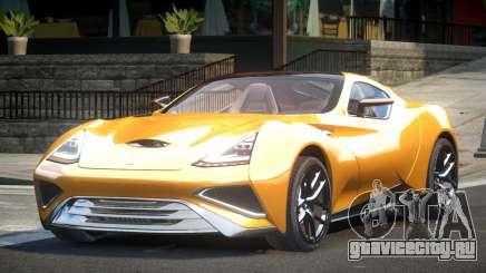 Icona Vulcano Titanium GT для GTA 4