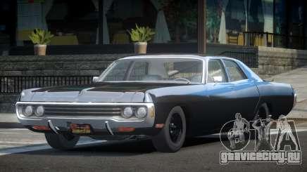 Dodge Polara Old для GTA 4