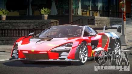 McLaren Senna R-Tuned L1 для GTA 4